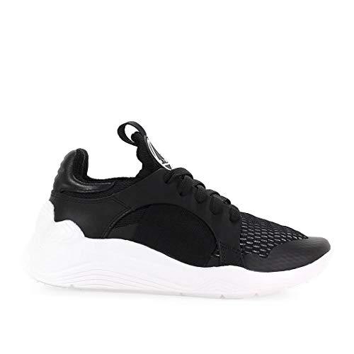 McQ Women's Shoes by Alexander McQueen Women's Black Gishiki Low Sneaker Spring Summer 2019
