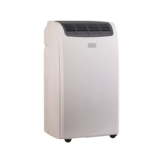 - 31DOzByWhyL - Black + Decker BPACT08WT Portable Air Conditioner, 8,000 BTU