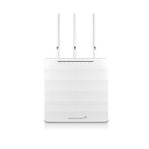 Amped Wireless ProSeries High Power AC1750 Wi-Fi Range Extender / Bridge (REB175P) by Amped (Image #1)