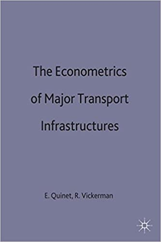 Econometrics of Major Transport Infrastructures (Applied Econometrics Association Series)