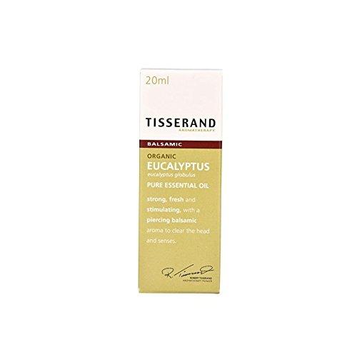 ユーカリ有機純粋なエッセンシャルオイル20ミリリットル (Tisserand) (x 4) - Tisserand Eucalyptus Organic Pure Essential Oil 20ml (Pack of 4) [並行輸入品] B01LXMK0SA