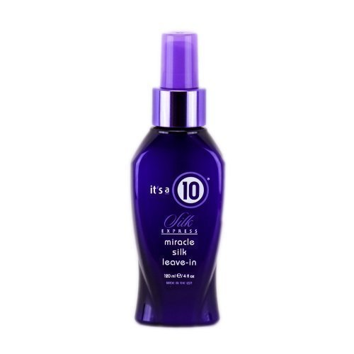 It's a 10 Silk Express Miracle Silk Leave-In Formula, 10 Ounce by Atlas Pros Choice by It's a 10