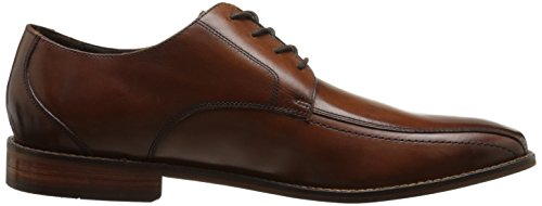 Florsheim Men's Castellano Bike Toe Oxford, Saddle Tan, 9 3E US