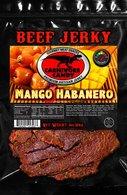 Carnivore Candy Mango Habanero Jerky 3oz (3 bags) - Habanero Jack