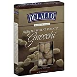 DeLallo Gnocchi, Potato, Whole Wheat 16.0 OZ (Pack of 12)