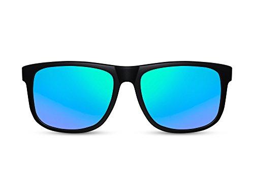 Lentilles Lunettes Mens Mirrored e Sport Véritables UV Ca de Cheapass Wayfarer Noir 400 soleil Revo Hommes Randonnée 004 Outdoor w6Sdxz1nq