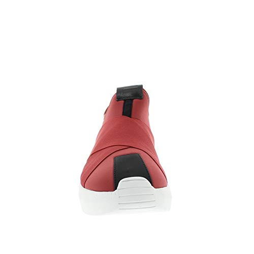 Red Fessura black twins Hi Sneakers qrwZStr