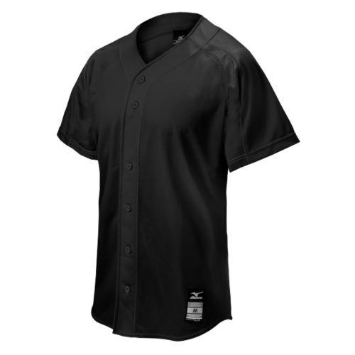 Jersey Mizuno Mesh (Mizuno 350519.9090.04.S Elite Mesh Game Jersey S Black)