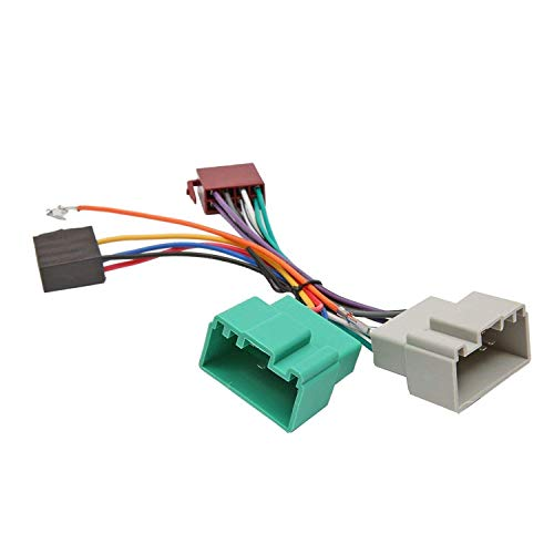 Inex Volvo S60 Car Stereo Radio ISO Wiring Harness Adaptor Loom VL-100: