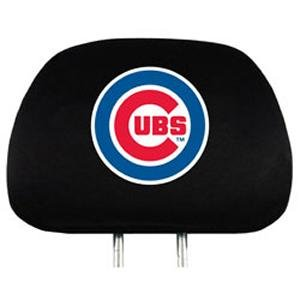 Chicago Cubs Car Seat Headrest Covers
