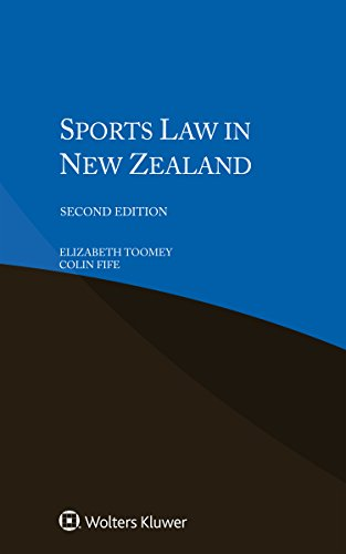 Sports Law in New Zealand