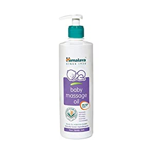 Himalaya Baby Massage Oil (500ml)