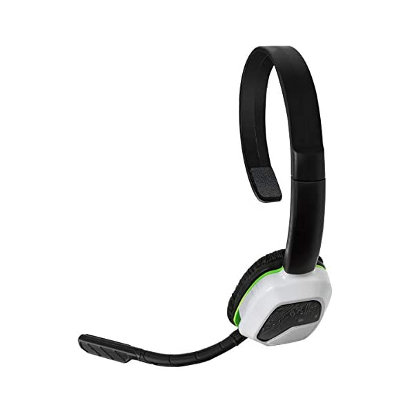 PDP Xbox One Afterglow LVL 1 Chat Headset 048-040-NA-WH, White
