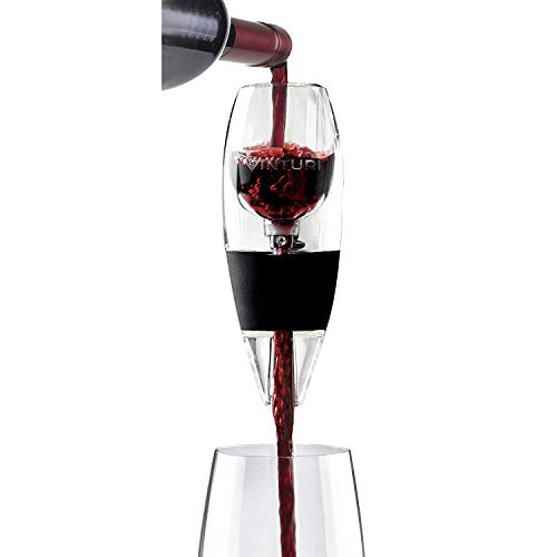 Vinturi V1010 Essential Red Wine Aerator Pourer and Decanter Includes covid 19 (Monthly Wine Club coronavirus)