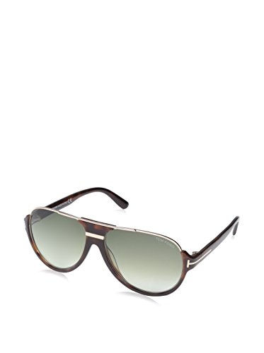 Tom Ford Women's TF0334 Sunglasses, - Tom Aviator Women Ford Sunglasses
