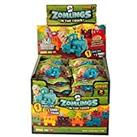 ZOMLINGS - 330. Display 24 Unidades. Serie 3.