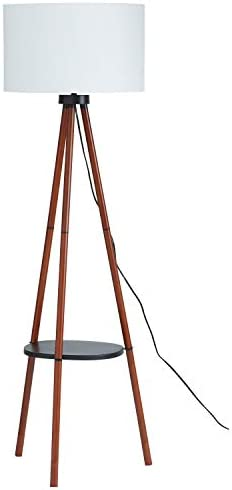 Amazon Brand Stone Beam Modern Floor Lamp