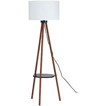 61 Quot Soft Light Floor Lamp Leonc Rgb Color Changing Led Tyvek Fabric Shade Modern Floor Lamp