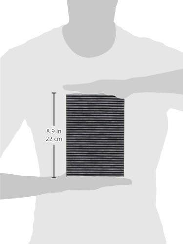 Mann Filter CUK2945 Active Charcoal Cabin Air Filter RG 5
