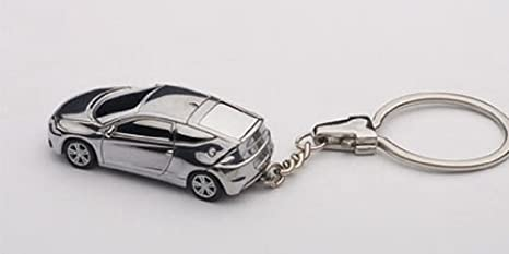 AUTOartDESIGN 1/87 Honda CR-Z key chain (aluminum) (japan import)