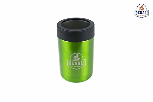 Flash Sale! Perfect for St. Patrick's Day! Denali Active Chillax Cooler (Shamrock Green) Stainless Steel Vacuum Insulated
