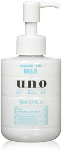 UNO (우노) 스킨 케어 탱크 (마일드) 남성 페이스 케어 160ml