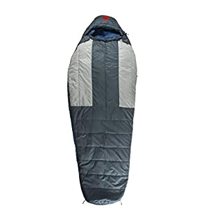 """OmniCore Designs Multi Down Mummy Sleeping Bag -10°F / -23.3℃ with Compression Stuff Sack and Storage Mesh Sack, Reg - Up to 6'2"""""""