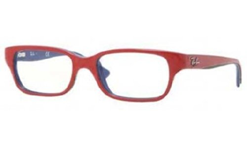 Ray Ban Junior RY1527 Eyeglasses-3577 Top Red on - Ban Collection Ray 2012