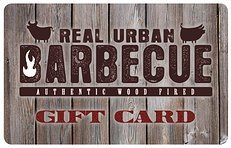 Real Urban Barbecue Gift Card - Oak Brook Center