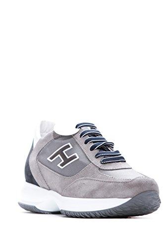 Hogan Herren Sneaker Grau Grau