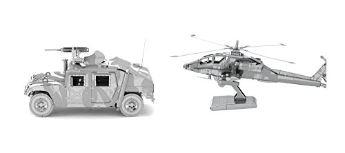Metal 3d Helicopter - 9