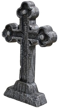 Morris Costumes Celtic Cross Tombstone -