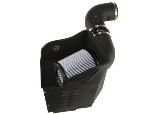 aFe Power Magnum FORCE 51-11922 GM Diesel Truck 11-12 V8-6.6L (td) LML Performance Intake System (Dry, 3-Layer Filter)