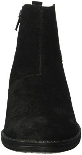 Legero Iseo, Botines para Mujer Negro - Schwarz (Schwarz 00)