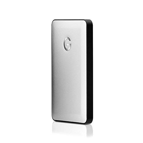 G-Technology G-DRIVE mobile USB Portable USB 3.0 Hard Drive 1TB (7200RPM) (0G02874) by G-Technology