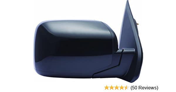 7... Fit System Replacement Mirrors Textured Black with Paint-to-Match Cover