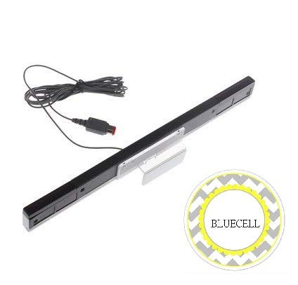 wired infrared sensor bar for wii - 1
