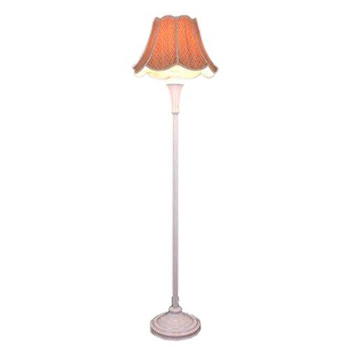 Fu Man Li Trading Company Modern simple living room European bedside fabric floor lamp A+ by Floor lamp