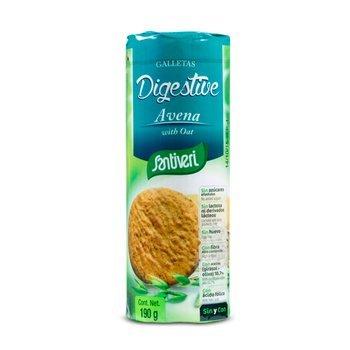 Galletas Digestive Avena Santiveri 130 G: Amazon.es: Alimentación y bebidas
