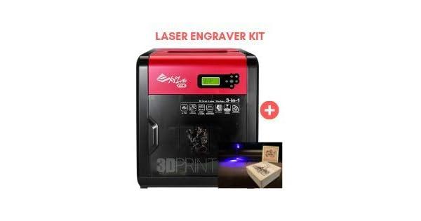 Amazon.com: [Kit de grabador láser] [Filamento abierto] da ...