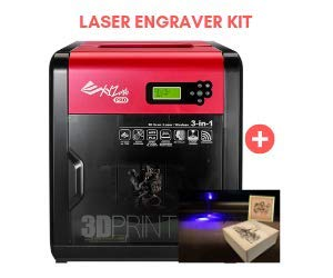 Kit de grabador láser] [filamento abierto] da Vinci 1.0 Pro. 3 en ...