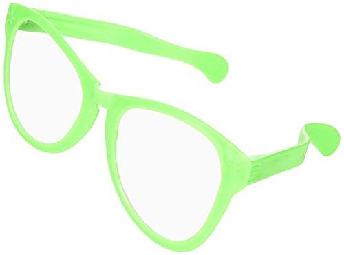 Gags & Jokes HUGE NERD GLASSES/SPECS BLACK FRAME FUNNY COSTUME - Glasses Huge Nerd