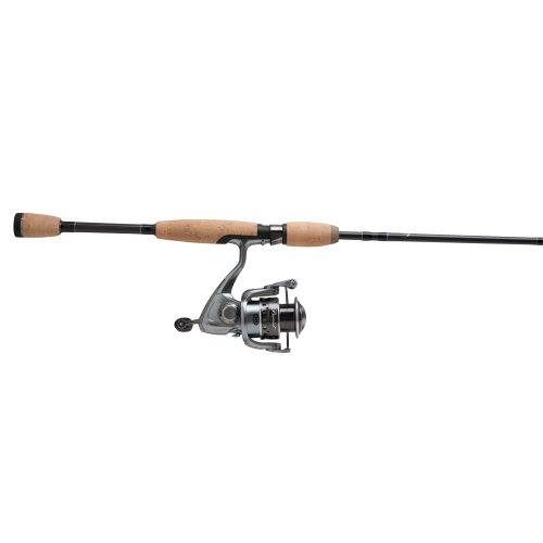 Pflueger Purist Spinning Combo (2-Piece), 6-Feet 6-Inch, Medium