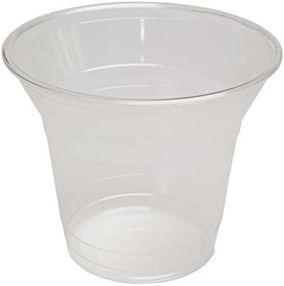 BIOZOYG Vaso Smoothie desechable orgánico I Slushy Vaso Hecho de ...
