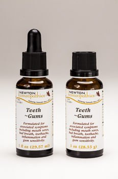 (Newton Labs Teeth & Gums, 1 fl. oz.)