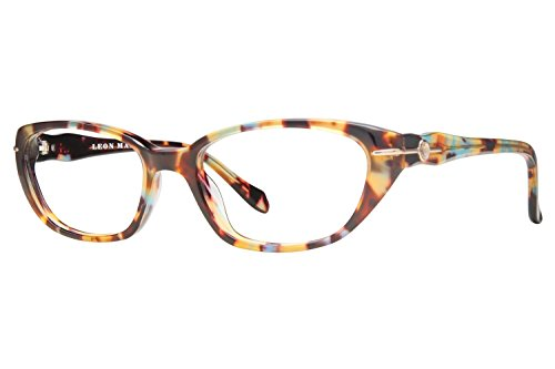 Leon Max LM 4024 Womens Eyeglass Frames - Tortoise - Glasses Leon