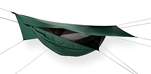 Hennessy Hammock - Safari Deluxe Classic - Lightweight Camping and Survival ()