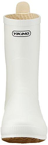 Viking De Mixte Pluie amp; Seilas Bottines white Bottes 1 Blanc Adulte wI1SPrqw