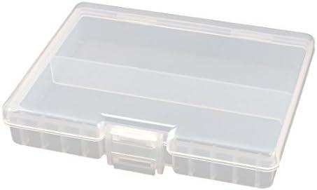 DealMux plástico rígido AAA Bateria Caixa de armazenamento: Amazon.es: Salud y cuidado personal