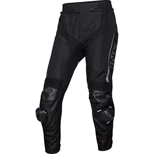 IXS Motorradhose Sport Leder-/Textilhose RS-1000, Herren, Sportler, Ganzjährig, Leder/Textil